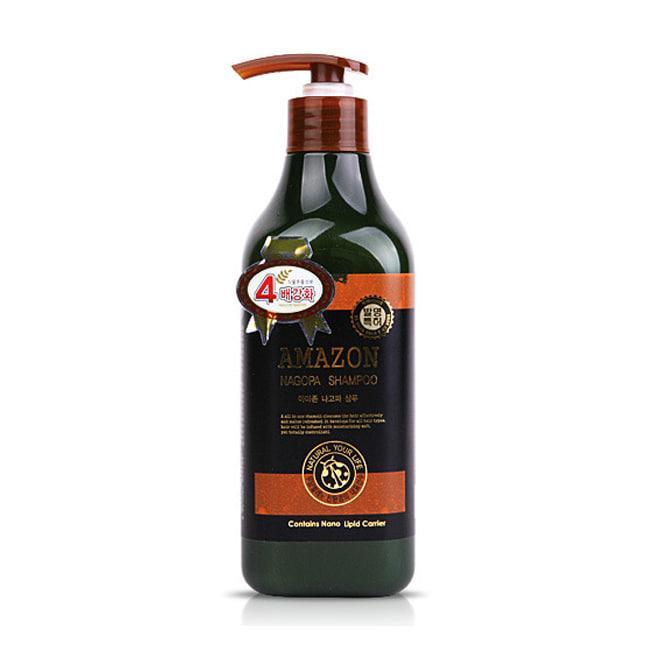 Шампунь Noksibcho для волос с ягодами асаибери Amazon Nagopa Shampoo