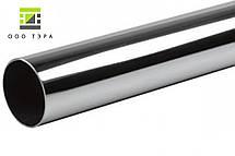 Труба нержавеющая 195 х 15 мм 12Х18Н10Т толстостенная жаропрочная сталь, аналог aisi 321H, фото 3