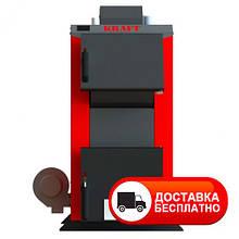Твердотопливный котел Крафт 12 кВт серия А (чугунный колосник) с автоматикой