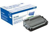 Тонер-картридж Brother TN-3480 HL-L5000/5100/6250, DCP-L5500, MFC-L5700 Black 8000 страниц