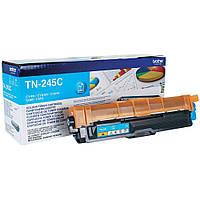 Тонер-картридж Brother TN-245 HL-L5000/5100/6250 DCP-L5500 MFC-L5700 Cyan 2200 страниц