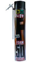 Пена монтажная BELIFE ECOFOAM F50 (750ML)
