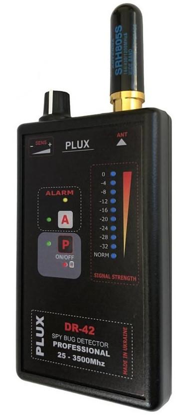 Детектор жучков и скрытых видеокамер DR-42 BugHunter Professional