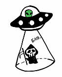 🔥 Футболка базовая Pobedov Peremoga UFO Burgundy, фото 4