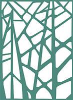 Дизайнерские панели из металла