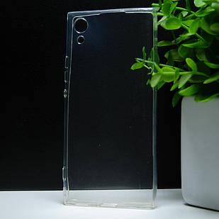 Чехол Sony Xperia XA1 Прозрачный
