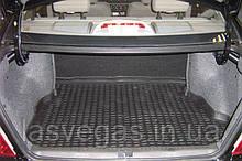 Коврик в багажник  GEELY MK 2012- сед. (полиуретан)