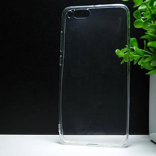 Чехол Xiaomi Mi Note 3 Прозрачный