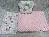 Набор в детскую кроватку ( коляску) Манюня, фото 6