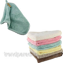 Банное махровое полотенце 33х33 см Bathlux SH88013 - 132696