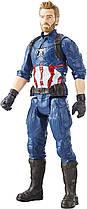 Фигурка Капитан Америка Marvel Infinity War Titan Hero Series Hasbro, 30 см