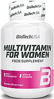 Biotech Multivitamin for Women 60tabs