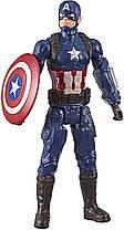 Фигурка Капитан Америка Marvel Titan Hero Series Hasbro, 30 см