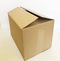 Гофроящик 300х200х200, бурый. Картонная коробка 1 шт.