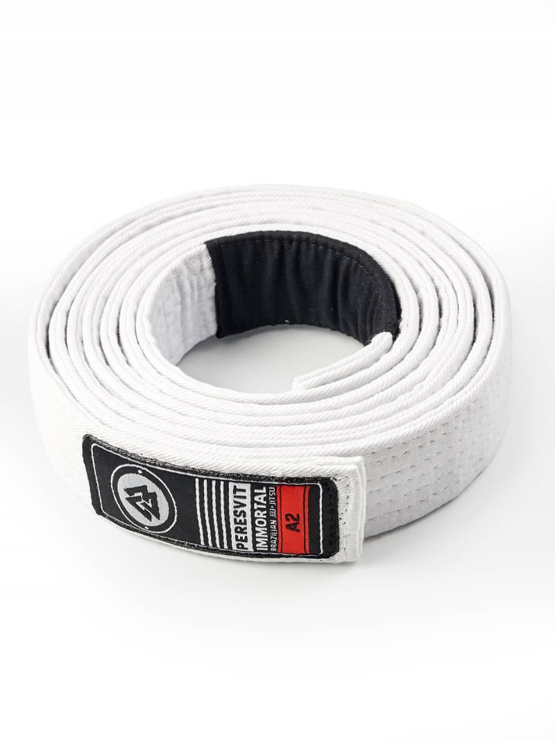 Men's Immortal BJJ Gi Belt White
