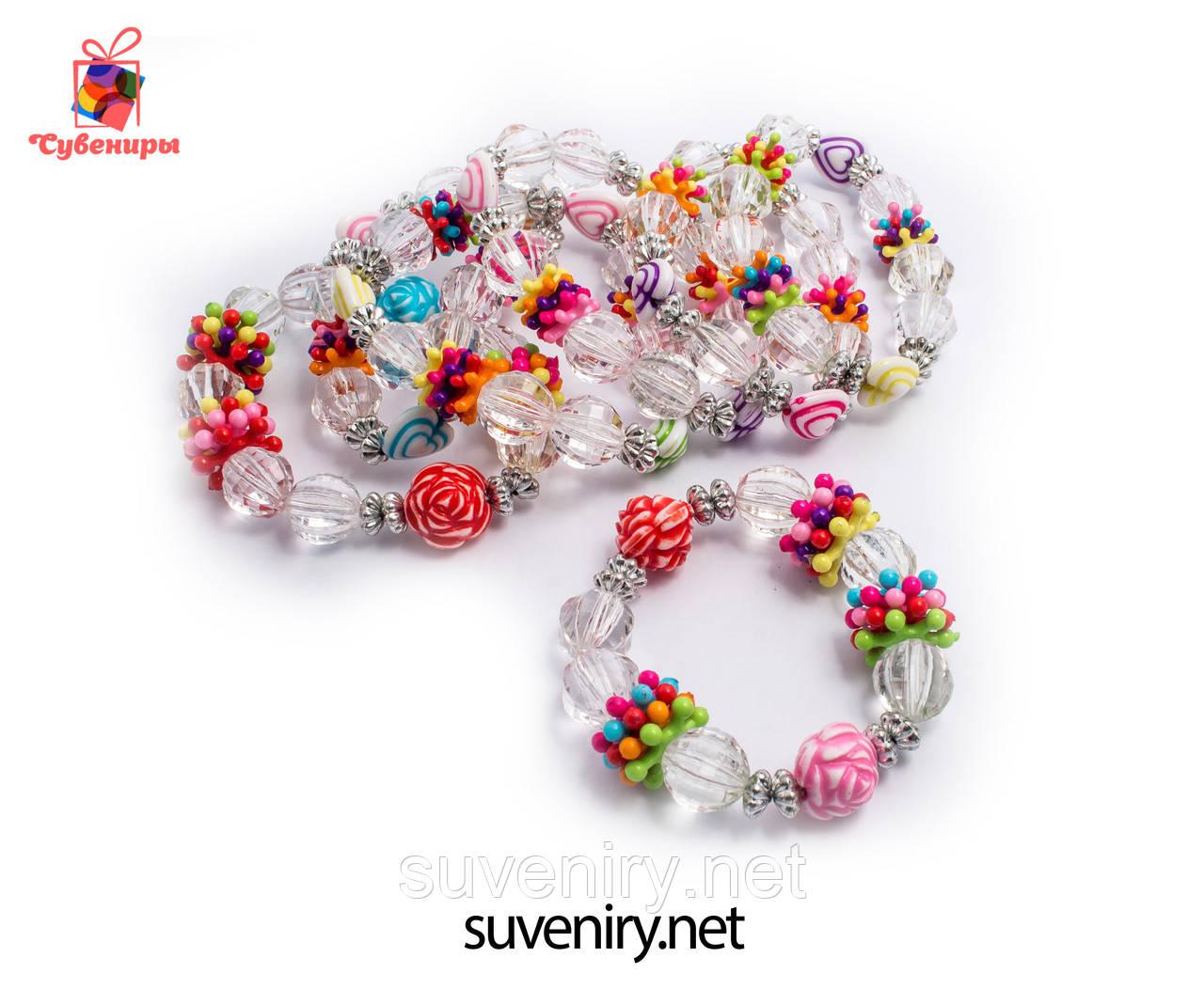 Дитячі красиві браслети на руку