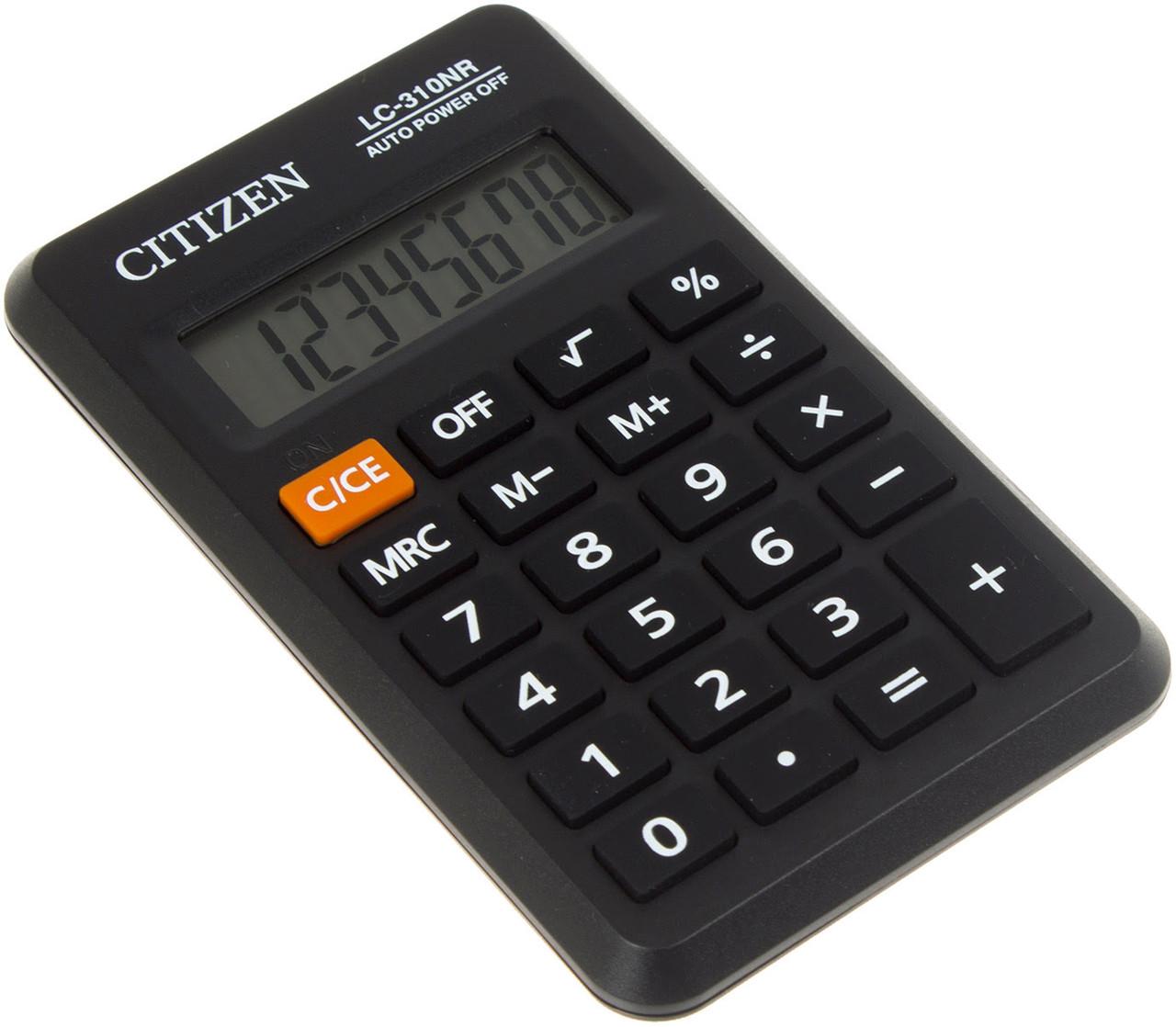 """Калькулятор """"Citizen"""" №LC310NR"""