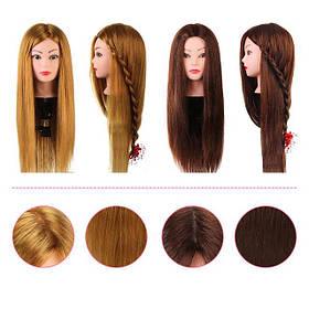 Навчальні голови-манекени для зачісок