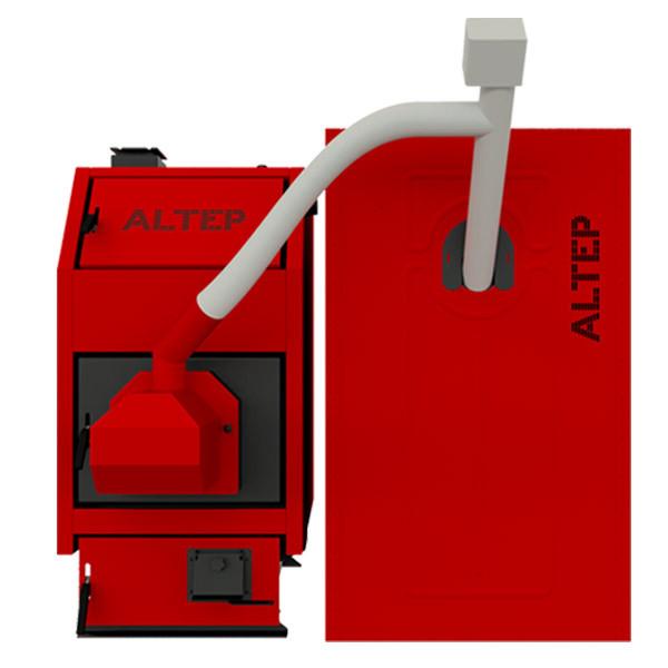 Твердотопливный котел Альтеп KT-3E-PG + Kvit 14 кВт