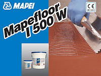 Эпоксидный (без растворителей) промышленный пол для значительных нагрузок (26 кГ) MAPEFLOOR I 500 W