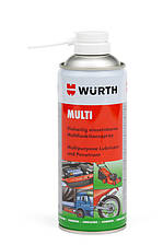 Многоцелевой спрей MULTI, 400 мл, Wurth