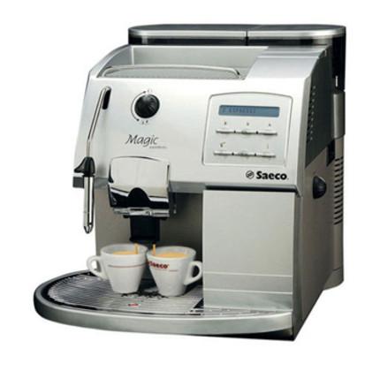 Автоматичесская кофемашина для дома офиса кафе Saeco Magic Comfort Б/У