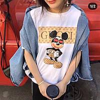 Женские футболки с Микки Маусом.  Футболка Микки Маус. Футболки с Микки Маусом. Популярные футболки с Микки Маусом