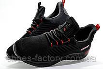 Летние мужские кроссовки Baas 2020, Black\Red (Бас), фото 2