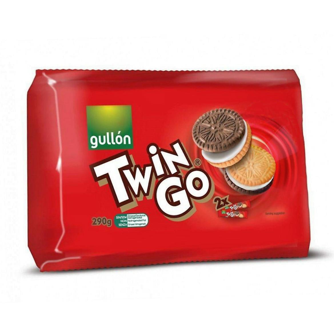 Печиво GULLON Twin Go, 290г