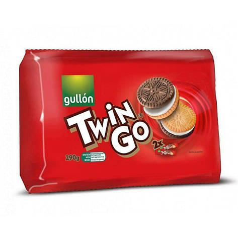 Печиво GULLON Twin Go, 290г, фото 2