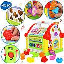Развивающая игрушка ТЕРЕМОК от LIMO TOY (9196), фото 5