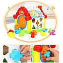 Развивающая игрушка ТЕРЕМОК от LIMO TOY (9196), фото 4