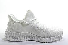 Женские кроссовки Baas Yeezy Boost, White\Белые, фото 3