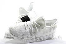 Женские кроссовки Baas Yeezy Boost, White\Белые, фото 2