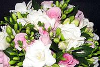 Оформление зала, свадебные арки, свадебный букет от ТМ Артфлорис, украшение свадеб
