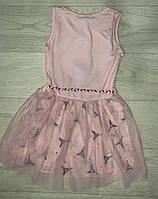 Платье для девочек оптом, S&D,116-146 рр., арт. CH-5055, фото 4