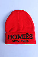 Шапка детская хип-хоп HOMIES