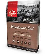 Orijen Regional Red (Ориджен Регионал Ред) сухой корм для котят и кошек всех пород