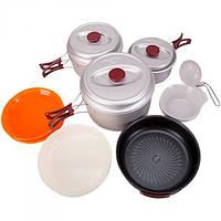 Набор туристической посуды для 5-6 человек Kovea Silver 56