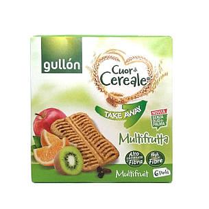 Печиво GULLON Takeaway Multifruta fibra, 144г, фото 2