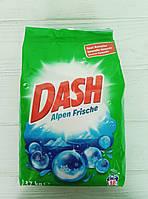 Стиральный порошок для белого Dash Alpen Frische 18 стирок 1,17кг Германия