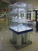 Оборудование для ювелирных салонов и бутиков
