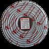 ElectroHouse Телевізійний (коаксіальний) кабель RG-6U CCS 1,02 Cu ПВХ білий
