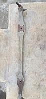 Балка передняя голая Газель