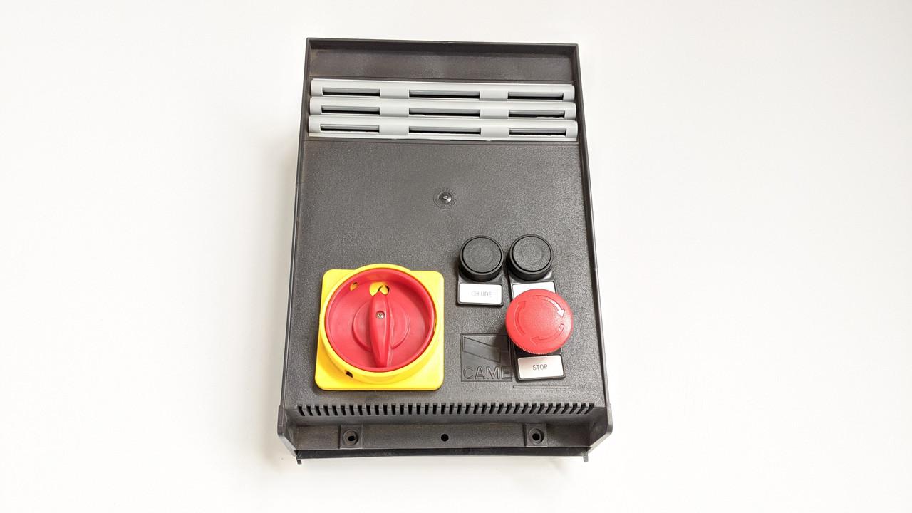 Коробка розподільча з кнопками і вимикачем живлення IP54 CAME art. S4339C