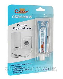 Ремкомплект для ванн CERAMICS Champion 10мл, (біла емаль)