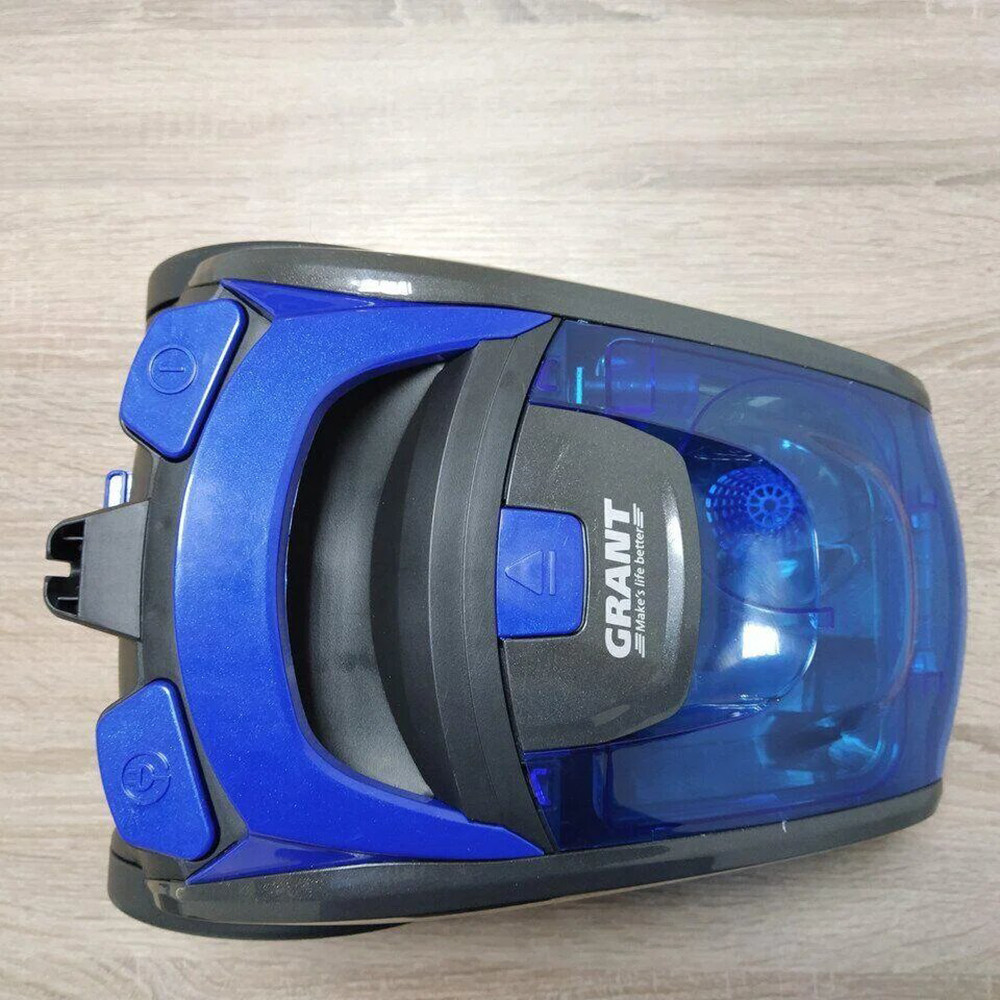 Пылесос GRANT GT-1604 СИНИЙ DARK BLUE 3000 Watt
