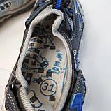 Спортивные босоножки для мальчика Tom.m р. 34 (21,5 см), 35 (22 см), фото 5