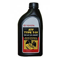 Масло трансмиссионное Toyota ATF T IV 1л