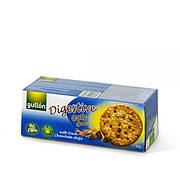 Печиво GULLON Digestive, вівсяне з шоколадними крихтами, 425г